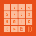 15 puzzle HD 1.9.8 (Mod)
