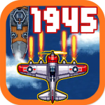 1945 airforce – Free arcade shooting games  8.29 (Mod)