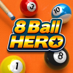 8 Ball Hero – Pool Billiards Puzzle Game 1.15 (Mod)