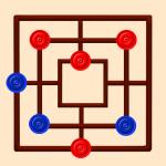 Align It | Nine Men's Morris | Mills | Char Bhar  3.2.1.1 (Mod)