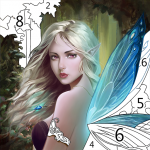 Art Coloring Coloring Book & Color By Number  2.17.0 (Mod)