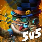 Awakening of Heroes: MOBA 5v5  1.6.1 (Mod)