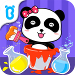 Baby Panda's Color Mixing Studio 8.47.00.01 (Mod)