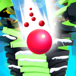 Ball Run Stack 8 Ball Game Stack Ball 3D Helix  41 (Mod)