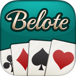 Belote.com Free Belote Game  2.1.8 (Mod)