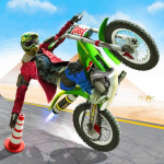 Bike Stunt 2 New Motorcycle Game – New Games 2020 1.19 (Mod)
