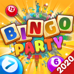 Bingo Party – Free Bingo Games 2.4.3   (Mod)