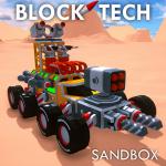Block Tech : Tank Sandbox Craft Simulator Online  1.8 (Mod)