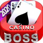 Boss Poker – Texas Holdem Blackjack Baccarat  3.98 (Mod)