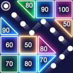 Bricks Breaker – Glow Balls  1.22.302 (Mod)