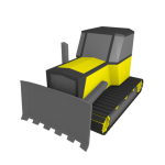 Bulldozer Driving 3D Simulator 4.6 (Mod)