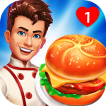 Cooking Crush New Free Cooking Games Madness  1.3.6 (Mod)
