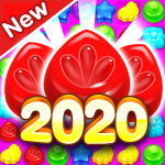 Candy Bomb Fever – 2020 Match 3 Puzzle Free Game 1.5.1 (Mod)