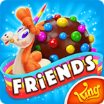 Candy Crush Friends Saga  1.48.2 (Mod)