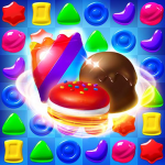 Candy Deluxe – Free Match 3 Quest & Puzzle Game 1.0.7 (Mod)