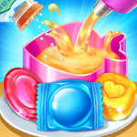 🍬🍬Candy Making Fever – Best Cooking Game 2.5.5009  (Mod)
