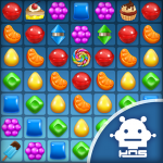 Candy Sweet Story Candy Match 3 Puzzle  75 (Mod)