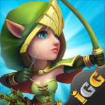 Castle Clash: Lonca Mücadelesi  1.7.1 (Mod)
