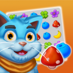 Cat Heroes Color Matching Puzzle Adventure  53.20.1 (Mod)