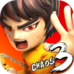 Chaos Fighters3 – Kungfu fighting 5.4.2  (Mod)