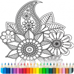 Coloring Book for Adults  8.3.2 (Mod)