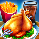 Cooking Express : Food Fever Cooking Chef Games  2.4.1 (Mod)