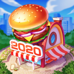 Cooking Frenzy™:Fever Chef Restaurant Cooking Game  1.0.37 (Mod)
