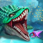 Dino Water World 3D 1.20 (Mod)