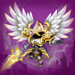 Epic Heroes: Action + RPG + strategy + super hero 1.11.2.389 (Mod)