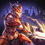 Epic Heroes – Dragon fight legends  1.11.4.464 (Mod)