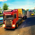 Euro Truck Driving Simulator Transport Truck Games 1.27 (Mod)