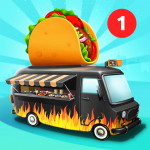 Food Truck Chef™ Emily's Restaurant Cooking Games  1.9.9 (Mod)
