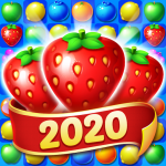 Fruit Diary Match 3 Games Without Wifi  1.19.2 (Mod)