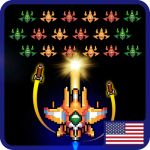 Galaxiga Classic Arcade Shooter 80s – Free Games  22.0 (Mod)