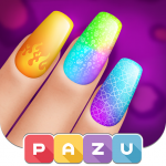 Girls Nail Salon – Manicure games for kids 1.15(Mod)