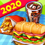 Hell's Cooking: crazy burger, kitchen fever tycoon 1.36 (Mod)