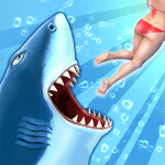Hungry Shark Evolution – Offline survival game  8.5.22 (Mod)
