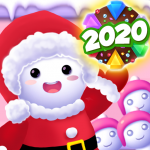 Ice Crush 2020 -A Jewels Puzzle Matching Adventure  3.5.0 (Mod)