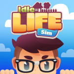 Idle Life Sim – Simulator Game 1.2.1 (Mod)
