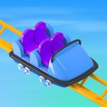 Idle Roller Coaster  2.5.2 (Mod)