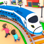 Idle Sightseeing Train – Game of Train Transport 1.1.6 (Mod)