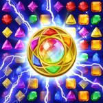 Jewels Magic: Mystery Match3  Requirements: (Mod)