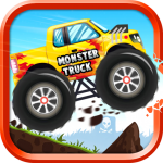 Kids Monster Truck 1.3.1 (Mod)