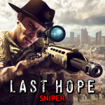 Last Hope Sniper Zombie War: Shooting Games FPS  3.1 (Mod)