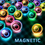 Magnetic balls 2: Neon 1.339 (Mod)
