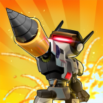 MegaBots Battle Arena: Build Fighter Robot  3.52 (Mod)
