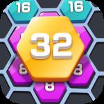 Merge  Block Puzzle – 2048 Hexa 1.2.7 (Mod)