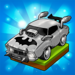 Merge Muscle Car Classic American Cars Merger  2.3.1 (Mod)