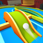 Mini Golf 3D City Stars Arcade – Multiplayer Rival  25.6 (Mod)