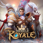 Mobile Royale MMORPG – Build a Strategy for Battle 1.15.5(Mod)